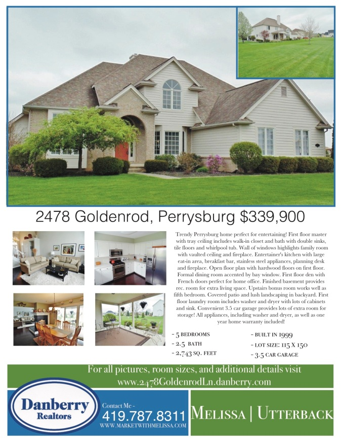 Goldenrod Open House
