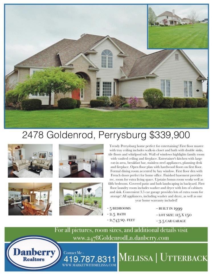 Goldenrod Open House